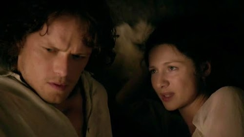Thanks Cait and Sam for Jamie and Claire…Quintessential