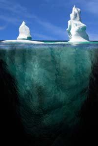 iceberg-tip